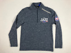 NEW Fanatics Utah Jazz - Blue Pullover (Multiple Sizes)