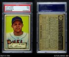 1952 Topps #55 Ray Boone Indians PSA 7 - NM