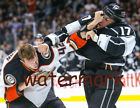 NATIONAL HOCKEY LEAGUE NHL GREATEST FIGHTS MANSON VS LUCIC PUBLICITY PHOTO $8.69 USD on eBay