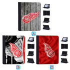 Detroit Red Wings Flip Case For iPad Mini 1 2 3 4 Air 5 6 Pro 9.7 10.5 12.9 $18.99 USD on eBay