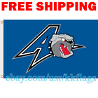 FULL M Teams Logo NCAA College Flag Banner 3x5 ft - Pic Your Team