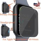 Privacy Anti-Spy TPU Film Screen Protector For Apple Watch Series 4 40/44mm $9.99 USD on eBay