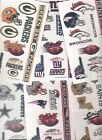 NFL Temporary Tattoos - Lot of 10 Sheets $12.0 USD on eBay