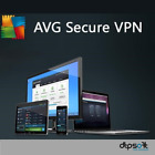AVG Secure VPN 1 PC  2019 1, 2 Years