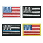 Us Flag Tactical Patch American Usa Hook & Loop Army Military Uniform Patches