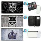 Los Angeles Kings Leather Travel Passport Holder Organizer Wallet $15.99 USD on eBay