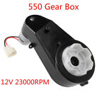 DC 12V 6V Power Wheels Gearbox Motor for Jeep Ride On Toys 1 Pair For Car Toy
