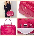 Avon Antler Cabin Weekend Overnight Travel Bag Patent Pink RRP £70. FREE GIFT