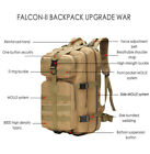 Hiking Camping Bag Army Military Tactical Trekking Rucksack Backpack Camo 35L