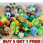 Plants vs Zombies Figures Plush Baby Staff Toy Stuffed Soft Doll 13CM-35CM T