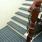 UK Stair Tread Carpet Mats Step Staircase Non Slip Mat Protection Cover Pads --