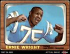 1966 Topps #131 Ernie Wright Chargers Ohio St 2 - GOOD $4.5 USD on eBay