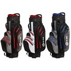 Ram Golf Waterproof Cart / Trolley Bag - 14 Way Club Divider