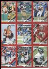 2019 Donruss Football RED PRESS PROOF   (YOU Pick  Your  Player) on eBay