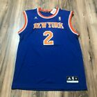 Adidas NBA Replica Jersey New York Knicks Raymond Felton Blue Sz M 2XL NWT on eBay
