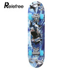 Deck Skateboard Complete Skateboard Maple Wood 3 Style Extreme Sports Skate Fun  image
