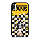 VANS OFF THE WALL 2 iPhone 5/5S/SE 6/6S 7 8 Plus X/XS Max XR Case Cover