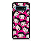 BETTY BOOP FACE COLLAGE Samsung S5 S6 S7 Edge S8 S9 S10 S10e Plus Case Cover $15.9 USD on eBay