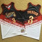 Allen Iverson #3 Philadelphia 76ers Independence 2019 Throwback Limited Jersey on eBay