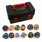 Kyпить 8/12pcs Beyblade Burst Evolution Arena Launcher Battle Platform Stadium Toy+Box на еВаy.соm