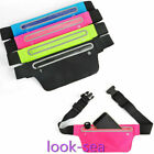 Unisex Sports Jogging Running Cycling Waterproof Waist Belt Pack Bag Pouch-AY image