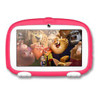 "7"" Kids Tablet PC Android Dual Camera WiFi 8GB Bundle Kids Proof Case 4 Colors"