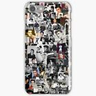 Elvis Presley Collage Phone Case For iPhone X R 6 7 S 8 11 Pro Plus Max