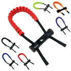 Archery Compound Bow Braided Wrist Sling Strap Line Adjustable Shooting Outdoor