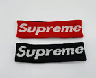 SUPREME HEADBAND New Era 2014 RED & BLACK  NWT FAST SHIPPING! NEW