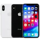 Apple iPhone X Mint Condition AT&T Sprint T-Mobile Verizon or Unlocked 4G LTE A+