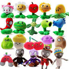 13-35cm Games PVZ Stuffed Toys Plants vs Zombies Plush Doll T