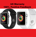 New-Apple-Watch-Series-3-GPS-Space-GraySilver-38mm42mm-BlackWhite-Sport-Band