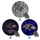 Baltimore Ravens Round Patterned Mouse Pad Mat Mice Desk Office Decor $4.99 USD on eBay