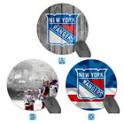 New York Rangers Round Patterned Mouse Pad Mat Mice Desk Office Decor $4.99 USD on eBay
