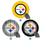 Pittsburgh Steelers Round Patterned Mouse Pad Mat Mice Desk Office $4.99 USD on eBay