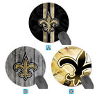Orleans Saints Round Patterned Mouse Pad Mat Mice Desk Office Decor $4.99 USD on eBay