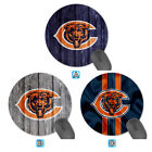 Chicago Bears Round Patterned Mouse Pad Mat Mice Desk Office Decor $4.99 USD on eBay