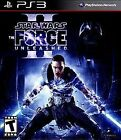 Star Wars: The Force Unleashed II - Playstation 3 PS3 - Manual included $9.95 USD on eBay