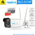 Reolink 5MP WiFi Security IP Camera 4x Zoom Outdoor Auto focus Bullet RLC-511W
