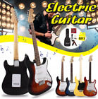 6 Strings Electric Guitar Rosewood wooden guitars with case bag kit cable 2019 for sale