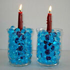 WATER BEADS for LUCKY BAMBOO PLANTS , FLOWERS, IN/OUT DOOR FLOWERS VASE FILL .