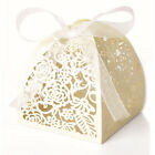 Pumpkin Carriage Pearl Paper Solid DIY Chocolate Wedding Gift Candy Boxes