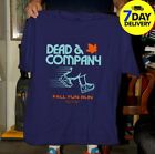 DEAD AND COMPANY FALL FUN RUN 2019 T SHIRT Full Size image
