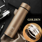 500ml Travel Mug Tea Coffee Vacuum Bottle Thermos Water Cup Insulated Flask TY1X