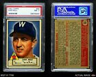 1952 Topps #94 Sam Mele Senators PSA 7 - NM