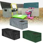 Patio Garden Deck Box Cover Outdoor Waterproof Storage Box Cover Dust cover
