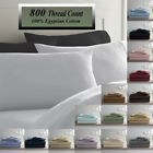 Deluxe Ultra Soft 800 Thread Count 100% Pure Cotton Solid PILLOWCASES image