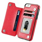 Card Holder Leather Wallet Flip Case For iPhone 11 Pro Max XS Max XR 8 7 6S Plus