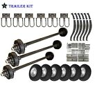 7k Triple Axle TK Trailer kit - 21000 lb Capacity (Utility Trailer)