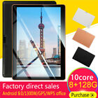 "10.1"" Inch Tablet Pc Android 9.0 8g+128gb Wifi 10 Core Dual Sim Bluetooth Camera"